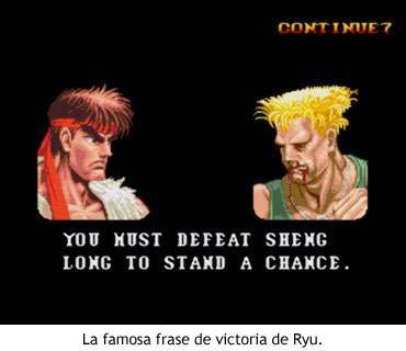 Sheng Long - Ryu