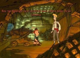 Davy Jones en 'Monkey Island 3'