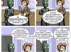 La Santa Iglesia del Gaming (II)