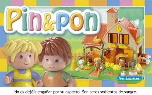 Pin & Pon - Que no os engañe su aspecto