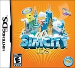 SimCity DS - Carátula