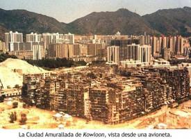 Kowloon, la ciudad sin ley