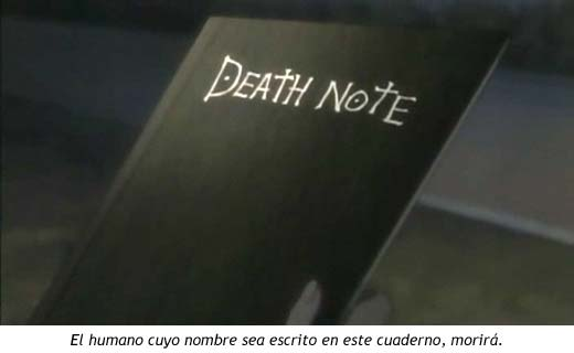Death Note - Cuaderno