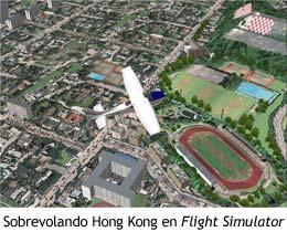 Flight Simulator 2004 - Hong Kong