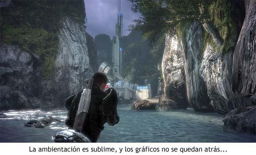 Mass Effect - Ambientación