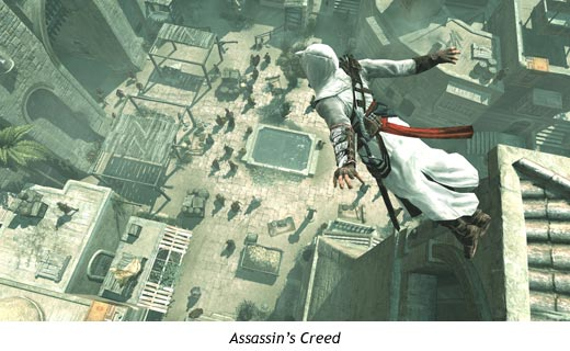 Captura de pantalla de Assassin's Creed