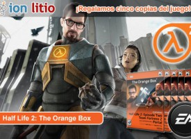 Concurso 'Half Life 2: The Orange Box'