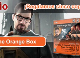 Ganadores del concurso 'Half Life 2: The Orange Box'
