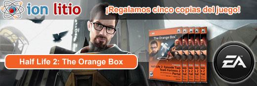 Concurso Half Life 2: The Orange Box