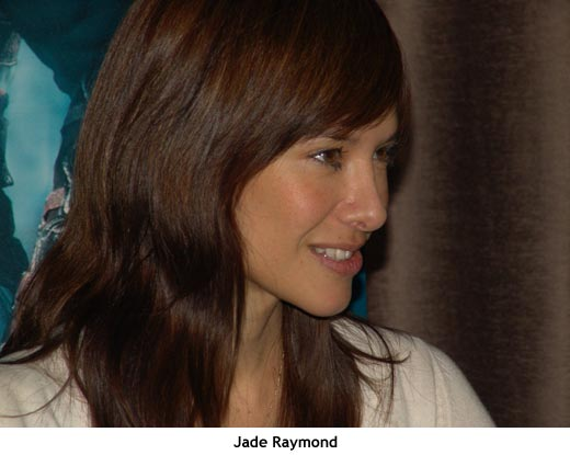 Jade Raymond, productora de Assassin's Creed