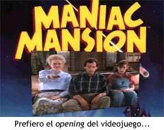 Maniac Mansion, la serie de televisión