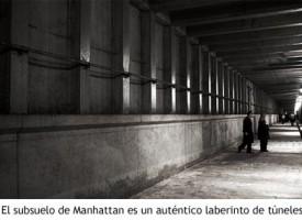 Los hombres topo de los túneles de Nueva York