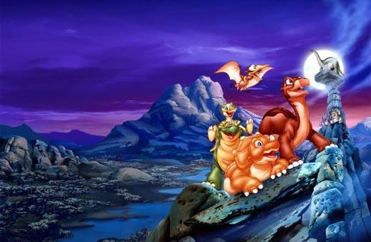 En busca del valle encantado - Piecito y sus amigos