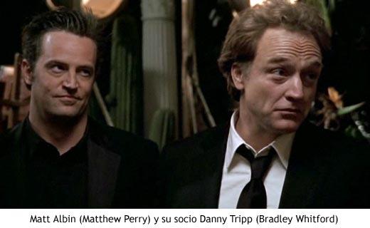 Studio 60 - Matt y Danny