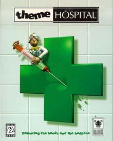 Theme Hospital - Carátula del juego