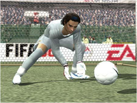 FIFA 08 - Portero