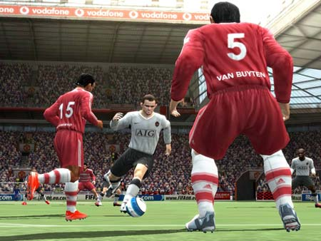 FIFA 08 - Regates