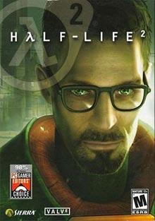 Half-Life 2 - Carátula