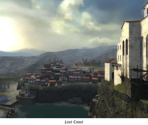 Half Life 2 - Lost Coast