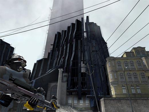 Half-Life 2 - El monolito