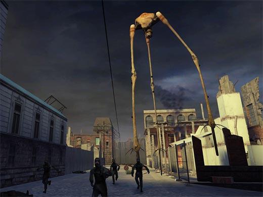 Half-Life 2 - Ravenholm