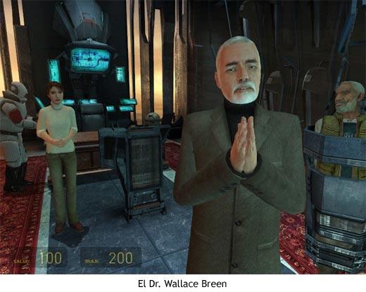 Half-Life 2 - Wallace Breen