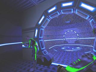 Laser Arena - 01