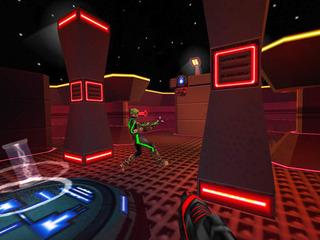 Laser Arena - 02