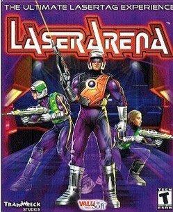 Laser Arena - Carátula