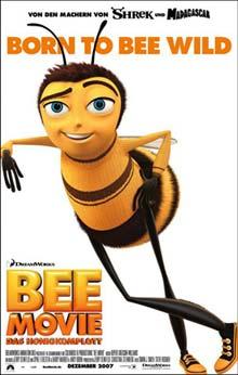 Bee Movie - Cartel de la película