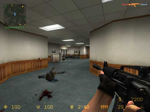 Counter-Strike: Source - Dandel muere