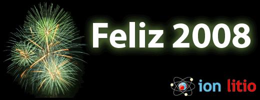 ion litio - Feliz 2008
