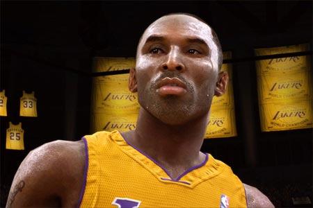 NBA Live 08 - Kobe Brian