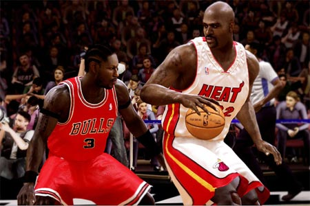 NBA Live 08 - Shaquille O'Neal