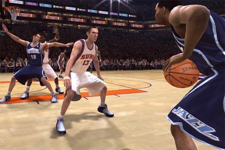 NBA Live 08 - Listo para encestar