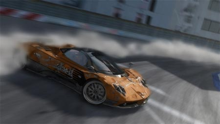 Need For Speed ProStreet - Derrapes