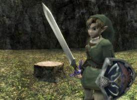 Un nuevo Zelda para Wii
