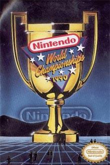 Nintendo World Championships - Carátula del juego