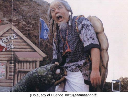 Dragon Ball Coreano - Duende Tortuga
