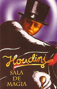 Houdini Madrid - Tarjeta