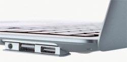 MacBook Air - Conexiones