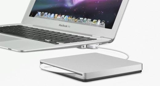 MacBook Air - Lector de DVD externo