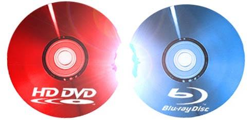 Blu-ray y HD-DVD - La guerra de los formatos de alta definición