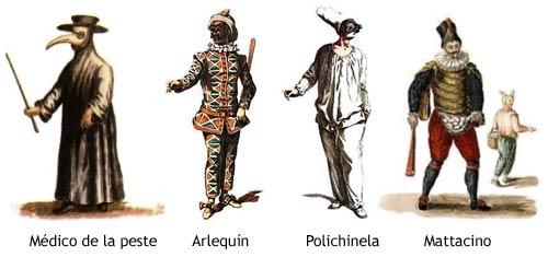 Carnaval de Venecia - Disfraces tradicionales