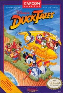 DuckTales - Carátula