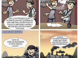 Mejorando 'Gears of War 2'