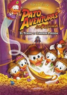PatoAventuras - El tesoro de la lámpara perdida
