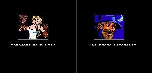 Solstice - NES - Intro 2