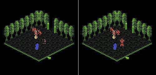 Solstice - NES - Intro 3