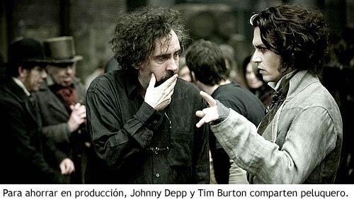 Sweeney Todd - Peluquero